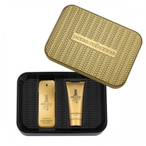 PACO RABANNE ONE MILLION EDT 100ML+100ML GEL DOCCIA CONFEZIONE