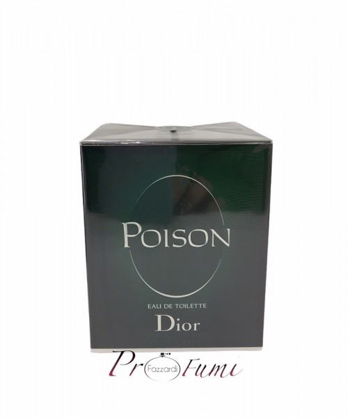 DIOR POISON DONNA EDT 100ML SPRAY INSCATOLATO