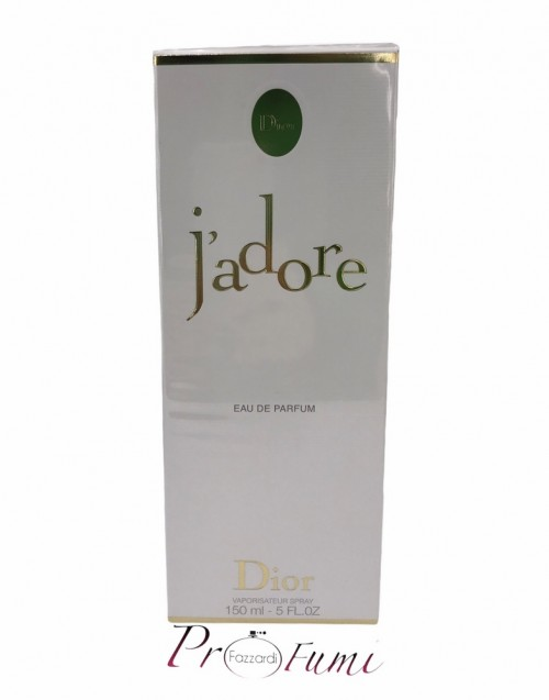 DIOR J'ADORE DONNA EDP 150ML SPRAY INSCATOLATO