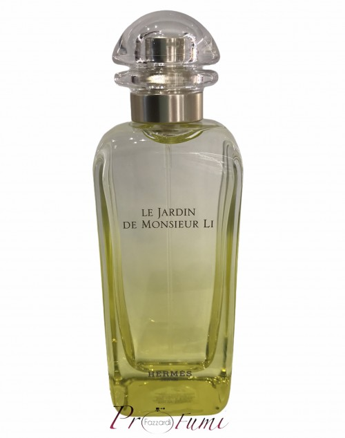 HERMES LE JARDIN DE MONSIEUR LI EDT 100ML SPRAY TS