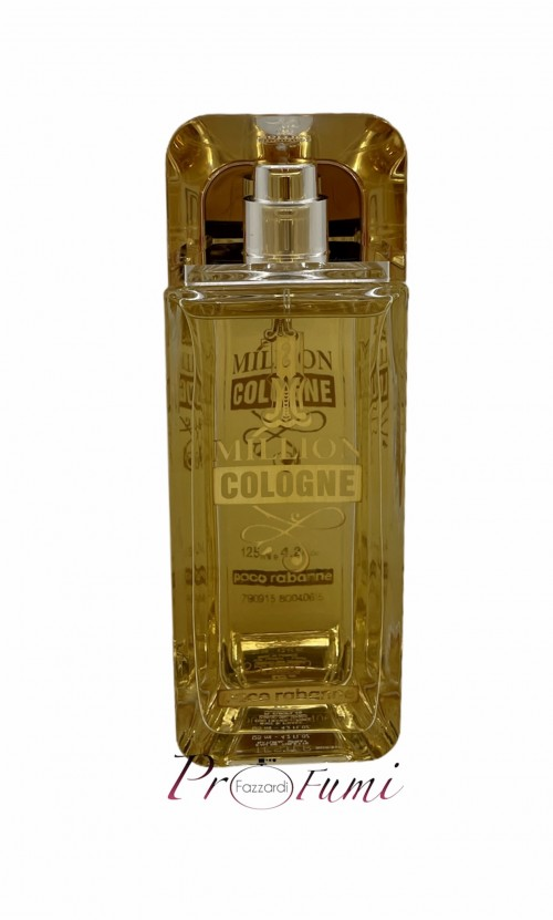 PACO RABANNE ONE MILLION COLOGNE EDT 125ML SPRAY TS