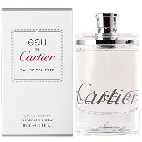 CARTIER EAU DE CARTIER EDT 100ML SPRAY INSCATOLATO
