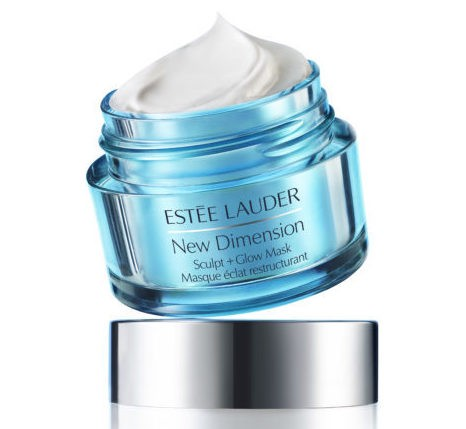 ESTEE LAUDER NEW DIMENSION SCULPT+GLOW MASK(ILLUMINANTE)50ML