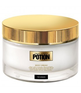 DSQUARED POTION CREMA CORPO PROFUMATA 200ML INSCATOLATO