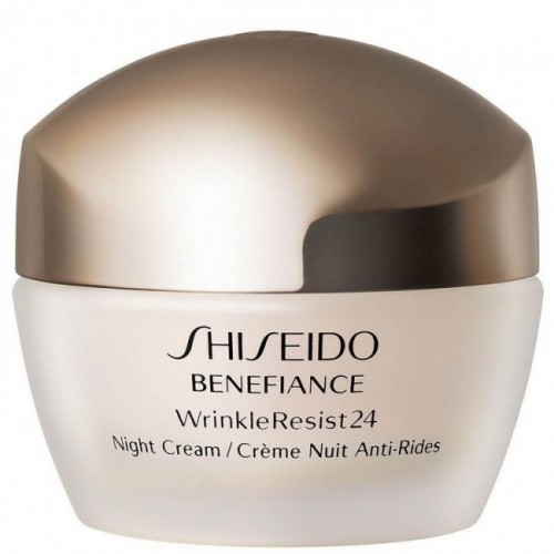 SHISEIDO BENEFIANCE WRINKLE RESIST24 CREMA ANTI-RUGHE NOTTE 50ML