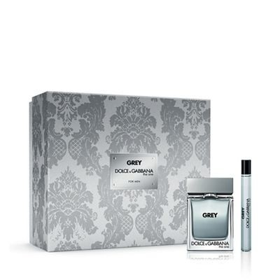 DG  THE ONE GREY EDT INTENSE UOMO 50ML+10ML SPRAY CONFEZIONE