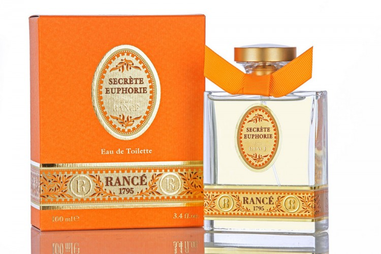 RANCE' EAU SECRETE EUPHORIE 100ML SPRAY TS