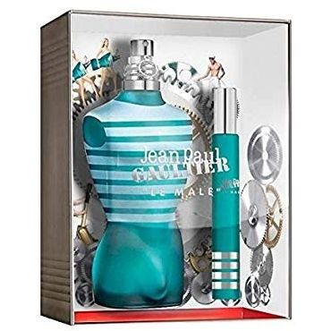 JEAN PAUL GAULTIER LE MALE EDT 125ML + EDT 10ML SPRAY CONFEZIONE