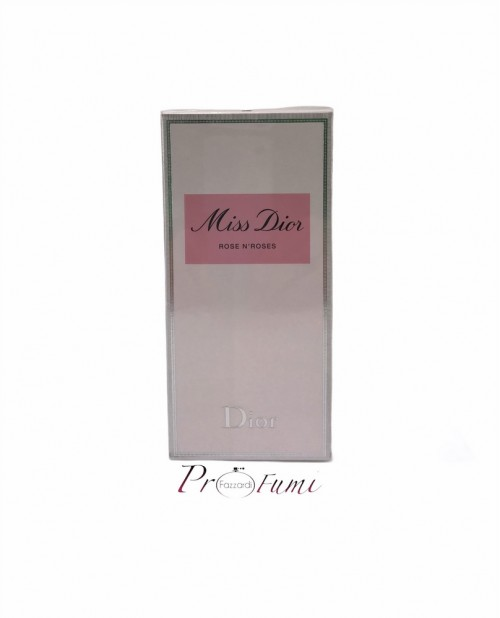 DIOR MISS DIOR ROSE N'ROSES DONNA EDT 100ML SPRAY INSCATOLATO